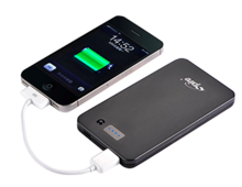 Externe batterijen