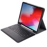 iPad pro 12.9 (2018) toetsenbord hoes - zwart
