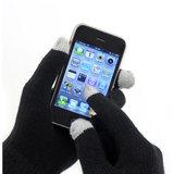 Touchscreen handschoenen - zwart_