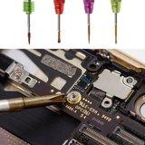 12 delige reparatieset voor iPhone / iPad reparaties