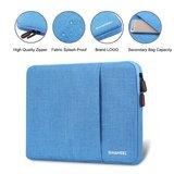 HAWEEL Sleeve voor MacBook pro 13.3 inch - blauw