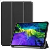 Tri-fold smart case hoes voor iPad Pro 12.9 (2020) - zwart
