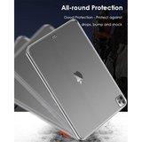 iPad Pro 12.9 (2020 / 2021) back cover TPU hoes transparant