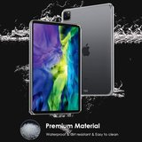iPad Pro 11-inch (2020) hoes TPU transparant