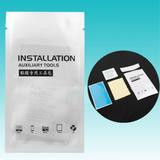 iPad Pro 11 (2018 / 2020) screenprotector - mat met schoonmaakdoekjes