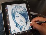 Stylus pen voor iPhone, iPad en iPod Touch (zilver)_