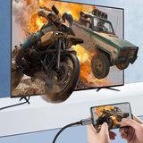 Hoco HB21 USB C naar HDMI adapter voor MacBook, iPad Air (2020) en iPad Pro (2018 /2020 / 2021)