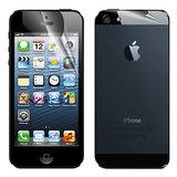 iPhone 5/5s/SE Screenprotector voor & achterkant (mat)_