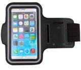 iPhone 6 / 6s / 7 plus sport armband - zwart