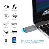 USB-C naar USB-A adapter voor MacBook