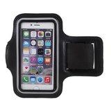 Sport armband voor iPhone 6 / 6s / 7 / 8 - zwart