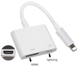 Lightning compatible naar HDMI kabel adapter voor iPhone & iPad