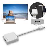 USB C naar HDMI adapter voor MacBook