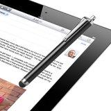 Luxe Piano Black stylus pen - Zwart_