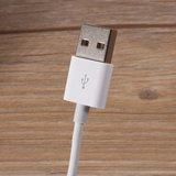 Amorus USB-C Kabel naar USB A Kabel - 1 meter - 2.1A - Wit