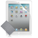 Screen protector voor iPad 2 / 3 / 4 - Transparant