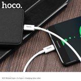 hoco X23 USB-C naar USB-C PD kabel voor iPad pro, MacBook, Samsung Galaxy etc.