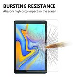 Tempered Glass screen protector voor Samsung Galaxy Tab 10.5 A2 T590 / T595 (2018)