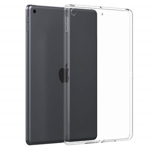 iPad mini (2019) / iPad mini 4 TPU case transparant