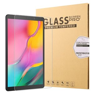 Tempered Glass screen protector voor Samsung Galaxy Tab A 10.1 T510 / T515 (2019)