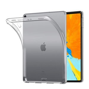 iPad pro 12.9 (2018) back cover TPU hoes transparant  geschikt voor smart cover