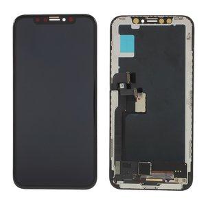 iPhone X scherm LCD & Touchscreen A+ kwaliteit - zwart