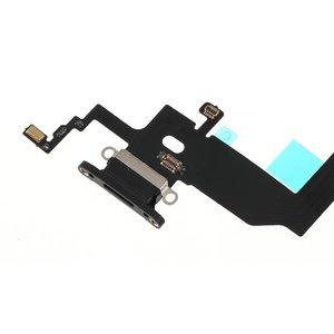 iPhone X dock connector - zwart