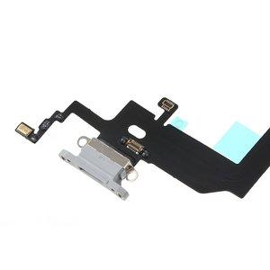 iPhone X dock connector - wit / grijs