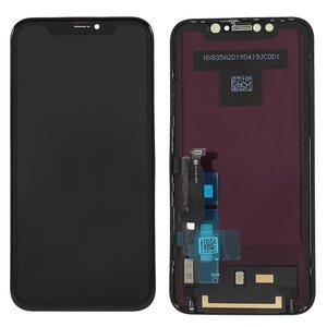 iPhone Xr scherm LCD & Touchscreen A+ kwaliteit - zwart