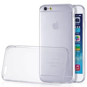 iPhone 6 tpu case - transparant
