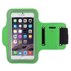 Sport armband voor iPhone 6 - groen