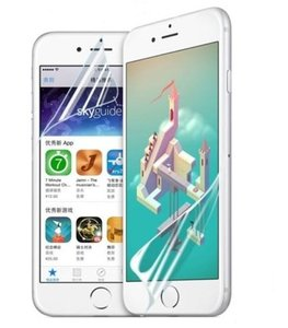 iPhone 7 plus screenprotector met doekje - mat