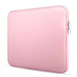 MacBook 12 inch sleeve - roze