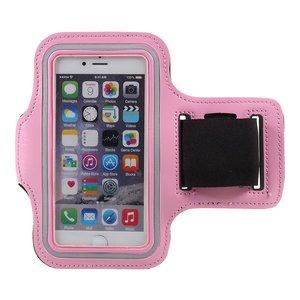 Sport armband voor iPhone 6 / 6s / 7 / 8 - roze