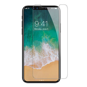 iPhone Xs / X tempered glass screenprotector