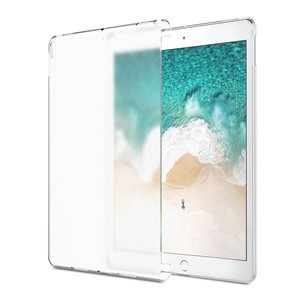 iPad pro 10.5 (2017) back cover TPU hoes transparant  geschikt voor smart cover