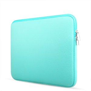 MacBook Pro 13.3 inch sleeve - cyaan