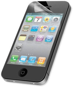 iPhone 4 & 4S screenprotector - transparant