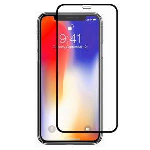 iPhone XR tempered glass screenprotector volledige bescherming