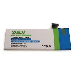DEJI Vervangende batterij / accu voor iPhone 5 (1440 mah) OP=OP