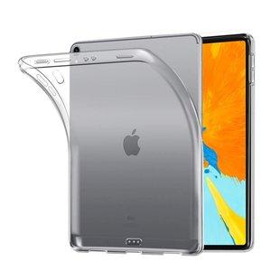 iPad pro 12.9 (2018) back cover TPU hoes transparant