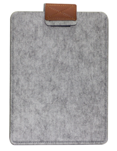 iPad mini sleeve 7.9 inch - licht grijs
