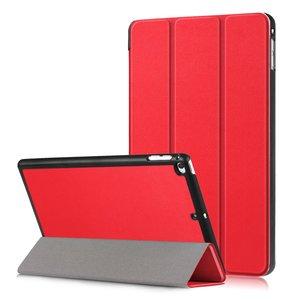 Tri-fold smart case hoes voor iPad mini (2019) / iPad mini 4 - rood